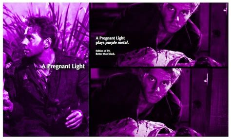 A Pregnant Light