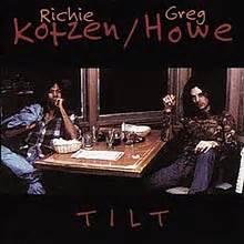 Richie Kotzen And Greg Howe